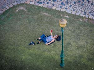 2018-09-30 Pause Foto Bild erwachsene, menschen in der freizeit, frau Bilder auf fotocommunity