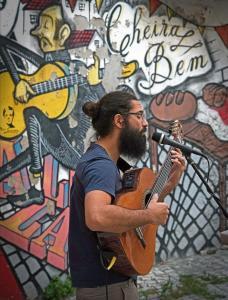 2018-09-30 Strassenmusiker in Lissabon Foto Bild street, menschen, strassenmusiker Bilder auf fotocommunity